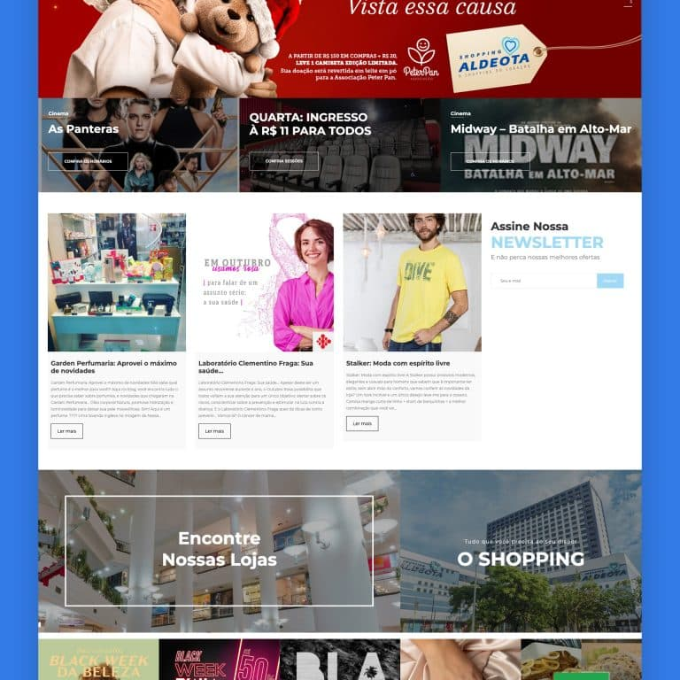 Shopping Aldeota - Site
